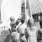 Awning dan sejarah proklamasi